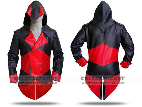 An Outerwear Out Of A Game - Assassins Creed 3 Connor Kenway leather Jacket | Assassins Creed 3 Jacket | Scoop.it