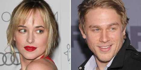 Dakota Johnson Charlie Hunnam Cast In '50 Shades Of Grey ... | Fifty Shades Of Grey Movie with Charlie Hunnum and Dakota Johnson | Scoop.it