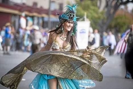 Outlandish Pasadena Doo Dah Parade: 'Crazy,' 'awesome,' 'fantastic' | Vloasis humor | Scoop.it