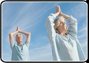 Yoga poses for Seniors - More on Yoga | Yoga, Meditation and Spirituality | Scoop.it