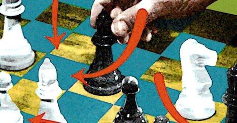 How Scenario Planning Influences Strategic Decisions   Strategy and Competitive Intelligence by Bonnie Hohhof   Scoop.it