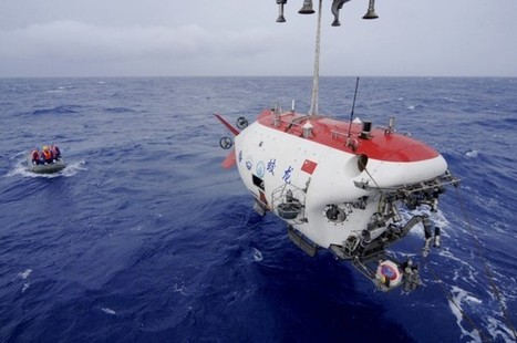 China's Deep Sea Ambitions - Wired Science | China News Watch! | Scoop.it