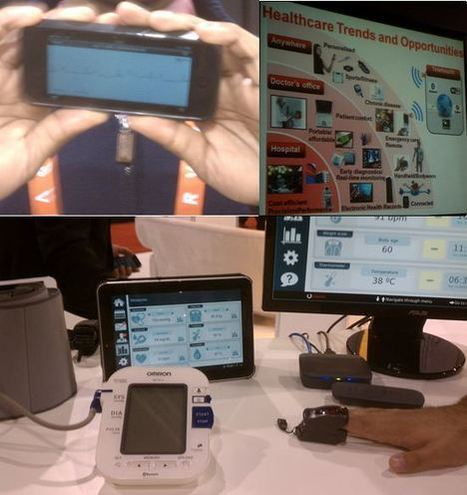 CES 2013: Digital Health Takes Center Stage | Mobile Health: How Mobile Phones Support Health Care | Scoop.it