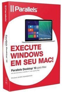 ↪ Recém-anunciado Parallels Desktop 10 já está disponível para compra no Brasil, em português | Apple Mac OS News | Scoop.it