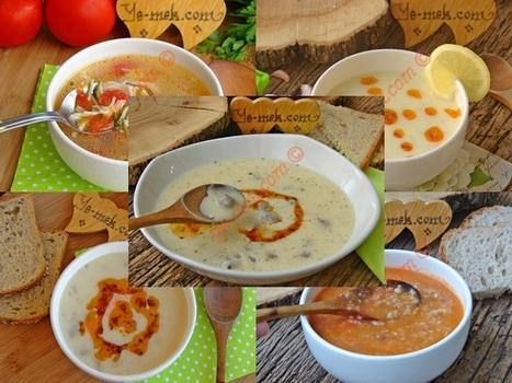 İftar İçin Çorba Tarifleri | Adım Adım Resimli Yemek Tarifleri | Ramazan Menüleri | Scoop.it