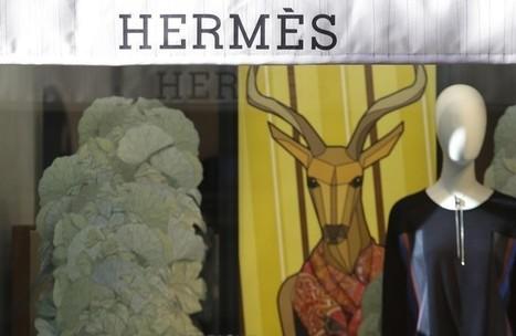 Hermès préserve sa croissance grâce à la maroquinerie | L'actualité de la filière cuir | Scoop.it