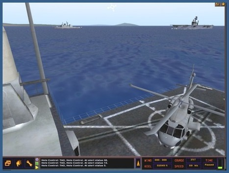 Serious Games for Maritime Training - Some Interesting Examples | Learning Games | Scoop.it