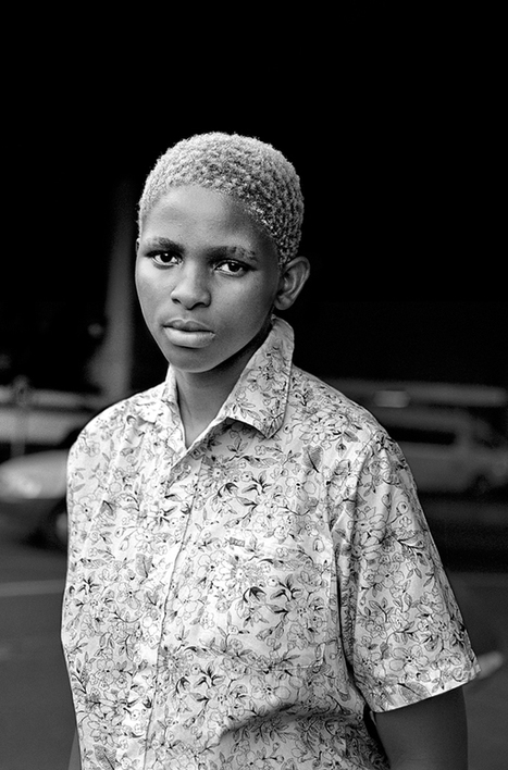 Zanele Muholi: Black Beauties | A Voice of Our Own | Scoop.it