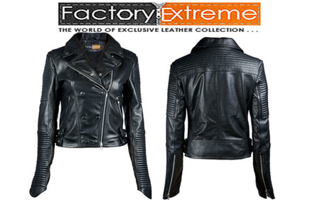 Buy Splendour and Vintage Leather Jackets from | FactoryExtreme | Scoop.it