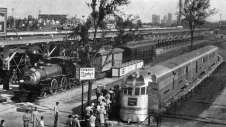 1934Railroad Burlington Zephyr | VIM | Scoop.it