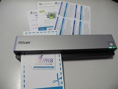 Go Paperless with the IRIScan Anywhere 3 Portable Scanner | La Geek Team | Scoop.it