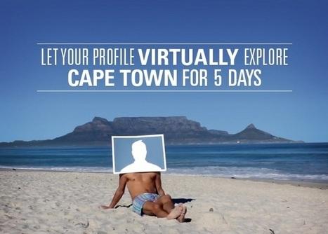 Tu m'as vu à Cape Town ?   24h00-SocialMedia   Scoop.it