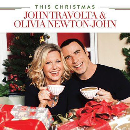 We go together! John Travolta, Olivia Newton-John reunite for upcoming Christmas album | It's Show Prep for Radio | Scoop.it
