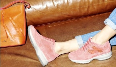 Shoes to Wear in Italy: The Infatuation with Hogan Sneakers | Le Marche & Fashion | Scoop.it