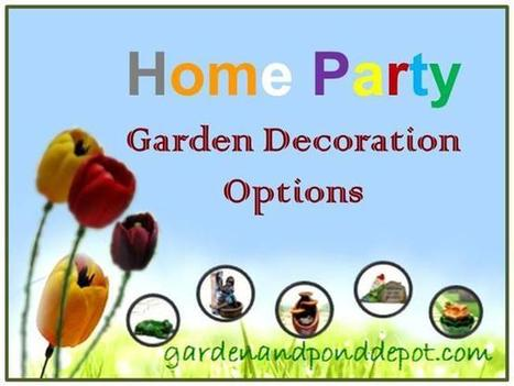 Garden Decoration Tips for a Party   Technology   Scoop.it