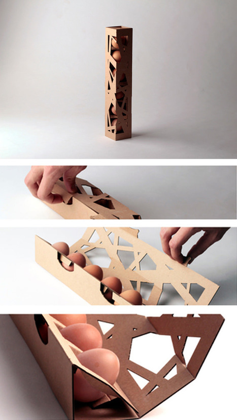 What Came First? The Chicken, The Egg Or The Packaging? | 1001 Creative ideas ! | Scoop.it