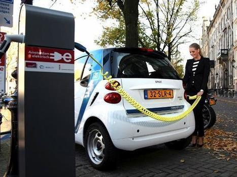Amsterdam : voitures diesel et essence interdites en 2025 | socioquid.fr | Scoop.it