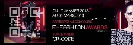 E-Fashion Awards 2013, La Mode à l'ère du QR Code | QRdressCode | Scoop.it