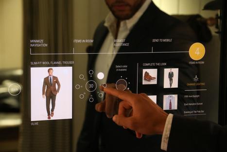 Ralph Lauren, Oak Labs Debut Interactive Fitting Rooms | Anne Balas-Klein - Fashion & Luxury Business | Scoop.it