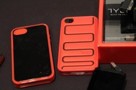 Tylt's sharply designed iPhone accessories are the coolest we've seen at CES | Technology and Gadgets | Scoop.it