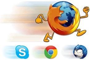 SpeedyFox - Boost Firefox,Skype,Chrome,Thunderbird in a Single Click! | Time to Learn | Scoop.it