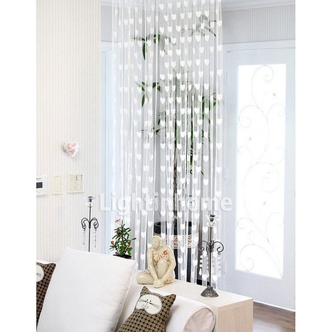 blog48.de | Beautiful sheer curtains creat a wonderful space for us | wedding dresses | Scoop.it