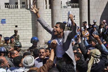 Yemen releases jailed activists in the face of Tunisia-inspired protesters - CSMonitor.com | Coveting Freedom | Scoop.it