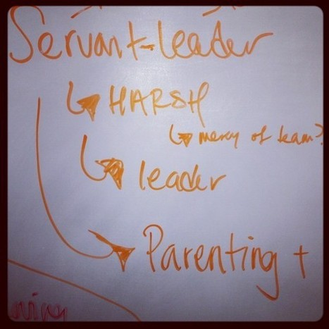 » Being a Servant Leader is HARSH – ScrumMasters Who Don't Believe in Servant Leadership » Agile Scout | Innovatus | Scoop.it