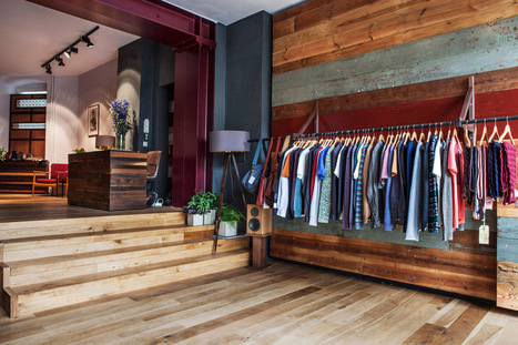 BERLIN: Sustainable menswear venture Atelier Akeef opens with new brands and a new mandate | Ethical fashion for men | Scoop.it