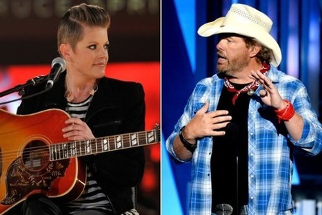 Top 10 Feuds in Country Music | Country Music Today | Scoop.it