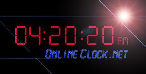 Online Alarm Clock | Daring Gadgets, QR Codes, Apps, Tools, & Displays | Scoop.it