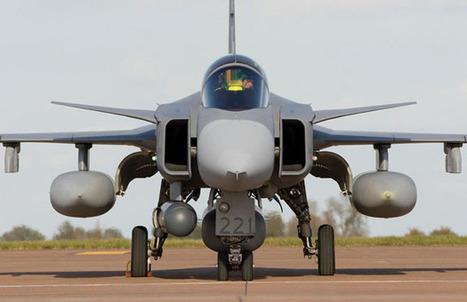 Le Brésil choisit le Gripen E ! - LesObservateurs.ch | Aviation & Espace | Scoop.it