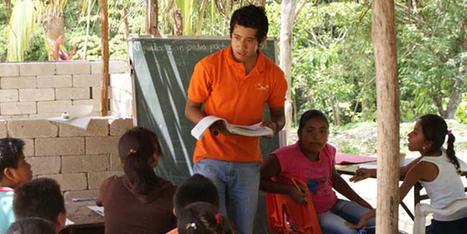 Los instructores comunitarios del Conafe, contribuyen a la educación de muchos colimenses que habitan en lugares donde no existe una cantidad de alumnos suficientes para establecer de manera formal... | Secretario Educación Guillermo Rangel | Scoop.it