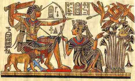 El-arte-egipcio.jpg (795x477 pixels) | Arte del Antiguo Egipto. | Scoop.it