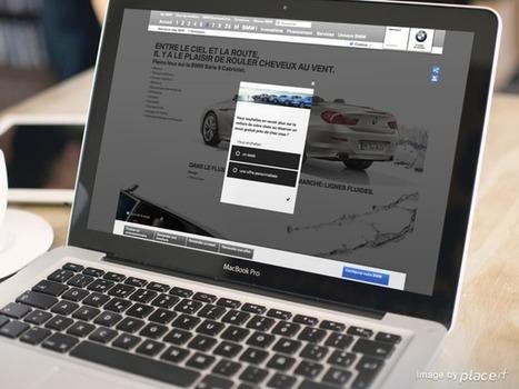 Comment BMW génère 15% de leads en plus sur son site web ? | Cas clients MyFeelBack | Scoop.it