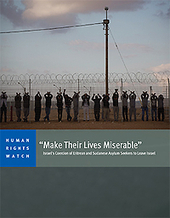 """""""Make Their Lives Miserable"""" 