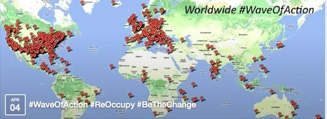 Worldwide Wave of Action ~ April 4 - July 4 ~ The Season to Fight Back | The Beacon | Scoop.it