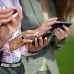 13 Impressive Statistics About Mobile Device Use | Mobile (Post-PC) in Higher Education | Scoop.it