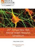 2013 Mental Health Research Symposium | Bounded Rationality and Beyond | Scoop.it