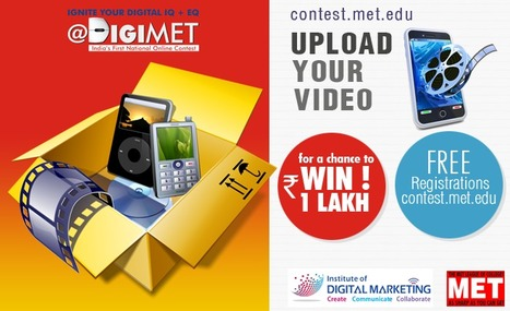 DigiMET - Video Making Contest, Animation Contest | Video Contest | Scoop.it
