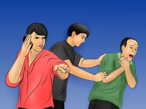 How to Perform the Heimlich Maneuver | Alzheimer's Support | Scoop.it