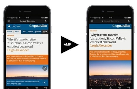 Google AMP - The Future Of Mobile Marketing: What You Need To Know | The Perfect Storm Team Mobile | Scoop.it