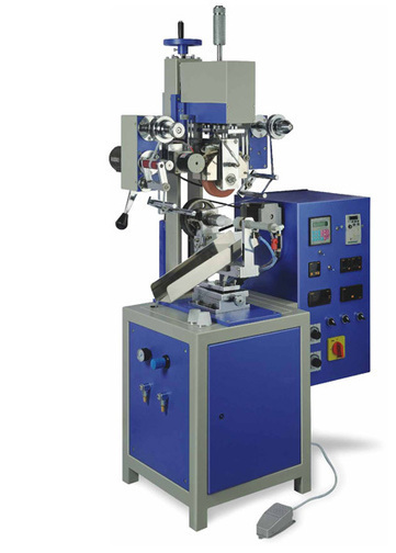 Hot Stamping Machine for Bottles | Hot Stamping Printing Machine for Jars Products | Hot Foil Stamping Machine | Scoop.it