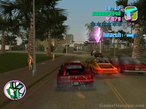 Grand Theft Auto - Gta Vice City PC Download Free   Games Descargar   Scoop.it