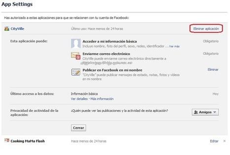 Privacidad y seguridad en Redes Sociales   Redes Sociales_aal66   Scoop.it