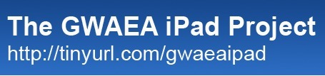 The GWAEA iPad Project | IKT och iPad i undervisningen | Scoop.it