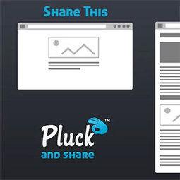 Pluck: Share Specific Parts Of a Webpage With Friends On Facebook & Twitter - MakeUseOf Directory | Digital læring og undervisning | Scoop.it