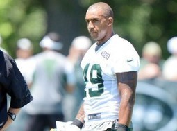 Jets' Winslow Suspended For Violating League's PED Policy   Queens Our City Radio Sports   Scoop.it