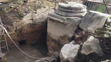 Hallan en Roma los restos de un desaparecido arco en honor del emperador Tito   LVDVS CHIRONIS 3.0   Scoop.it