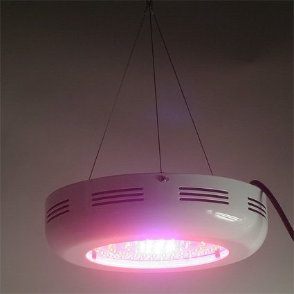 LED Wholesalers 2506RBOW Blue/Red/Orange/White 90 x 1 Watt LED High Power Round Grow Light | GYO Supply | Aquaponics~Aquaculture~Fish~Food | Scoop.it